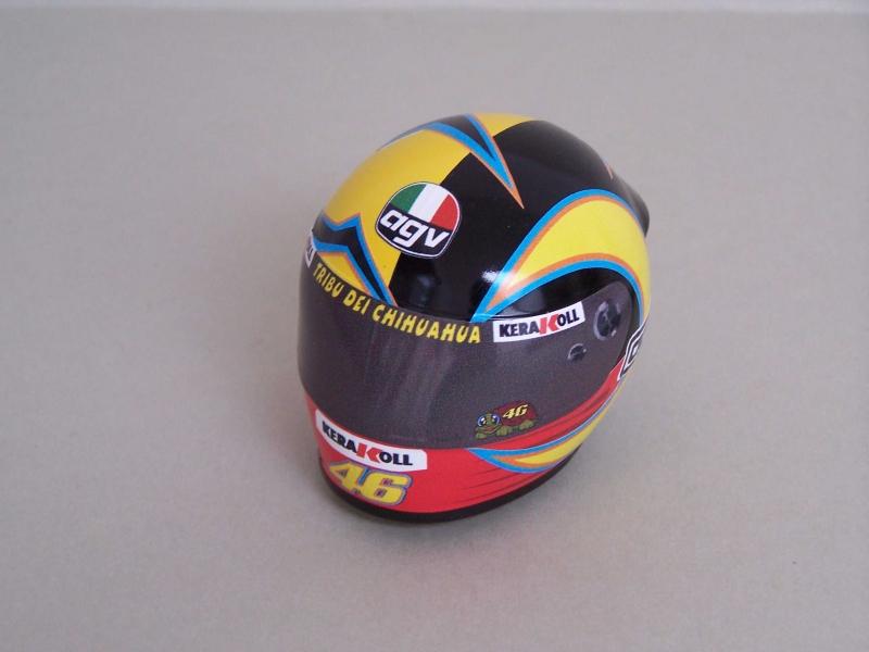 Helm Rossi Yamaha Valencia 2005