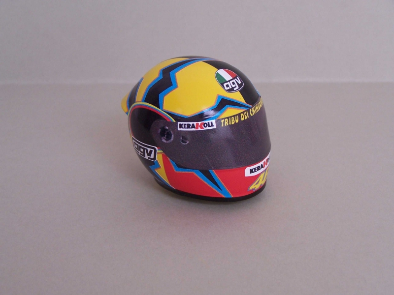Helm Rossi Yamaha Valencia 20052