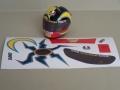 Helm Rossi Yamaha Valencia 20051