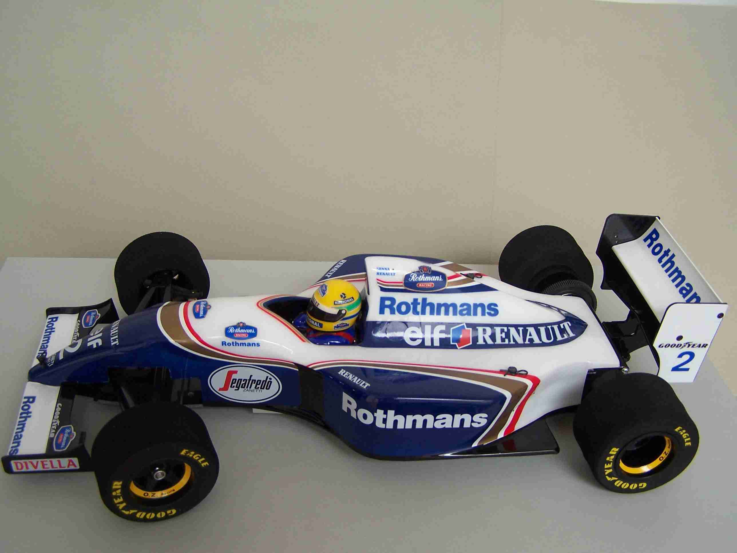 williams fw 16 ayrton senna tamiya formel 1 rc. Black Bedroom Furniture Sets. Home Design Ideas